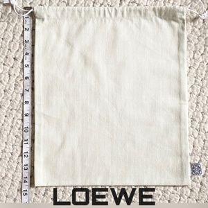 LOEWE CrossBody Shoulder Purse RARE Dust Bag NEW14